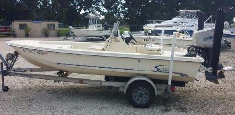 1999 Scout 162 Sportfish