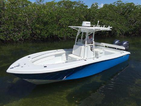 2016 Yellowfin 26 Hybrid