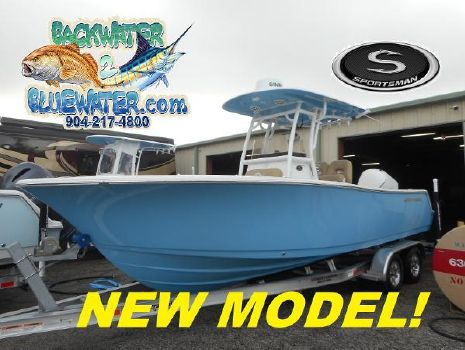 2018 SPORTSMAN Open 242 Center Console