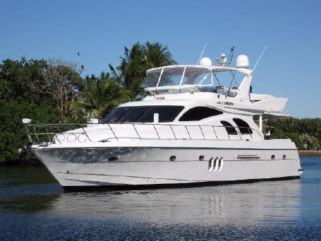 2009 GRAND HARBOUR 67 Motoryacht