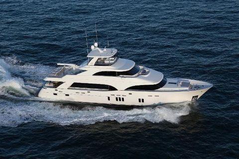 2016 Ocean Alexander 112 Megayacht