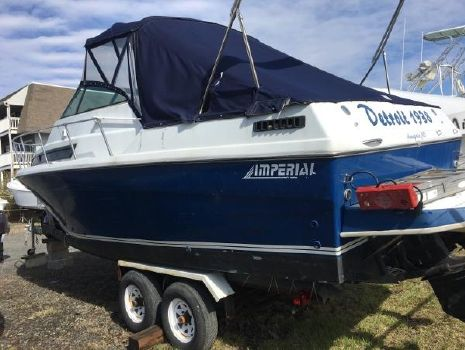 1986 Imperial Boats 270