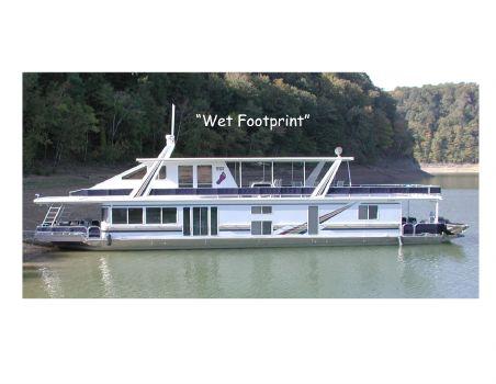 2000 Fantasy Houseboat Custom Houseboat