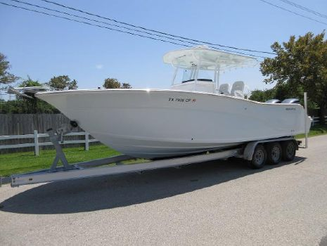 2015 Sea Fox 286 Commander