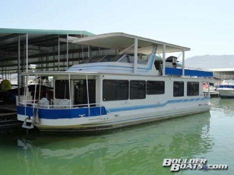 1996 Skipperliner 55' Houseboat