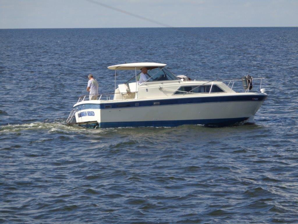 Check out this 1985 CHRIS - CRAFT Catalina on Boattrader com