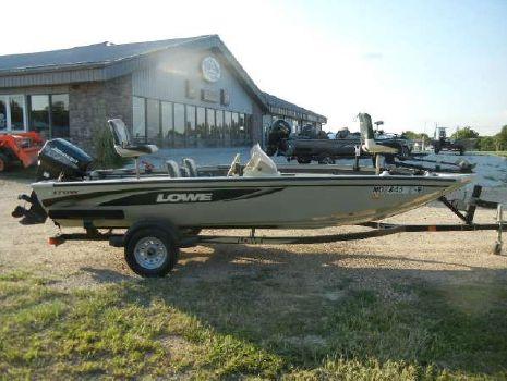 2000 Lowe 170 W