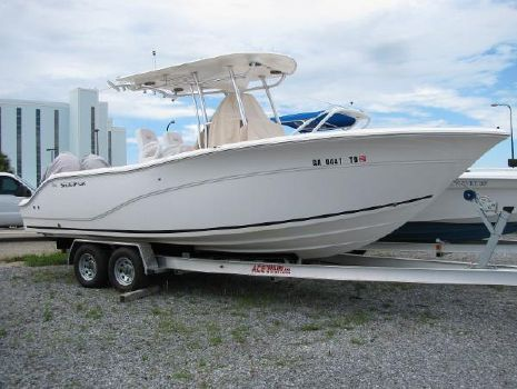 2014 SEA FOX 256 Commander