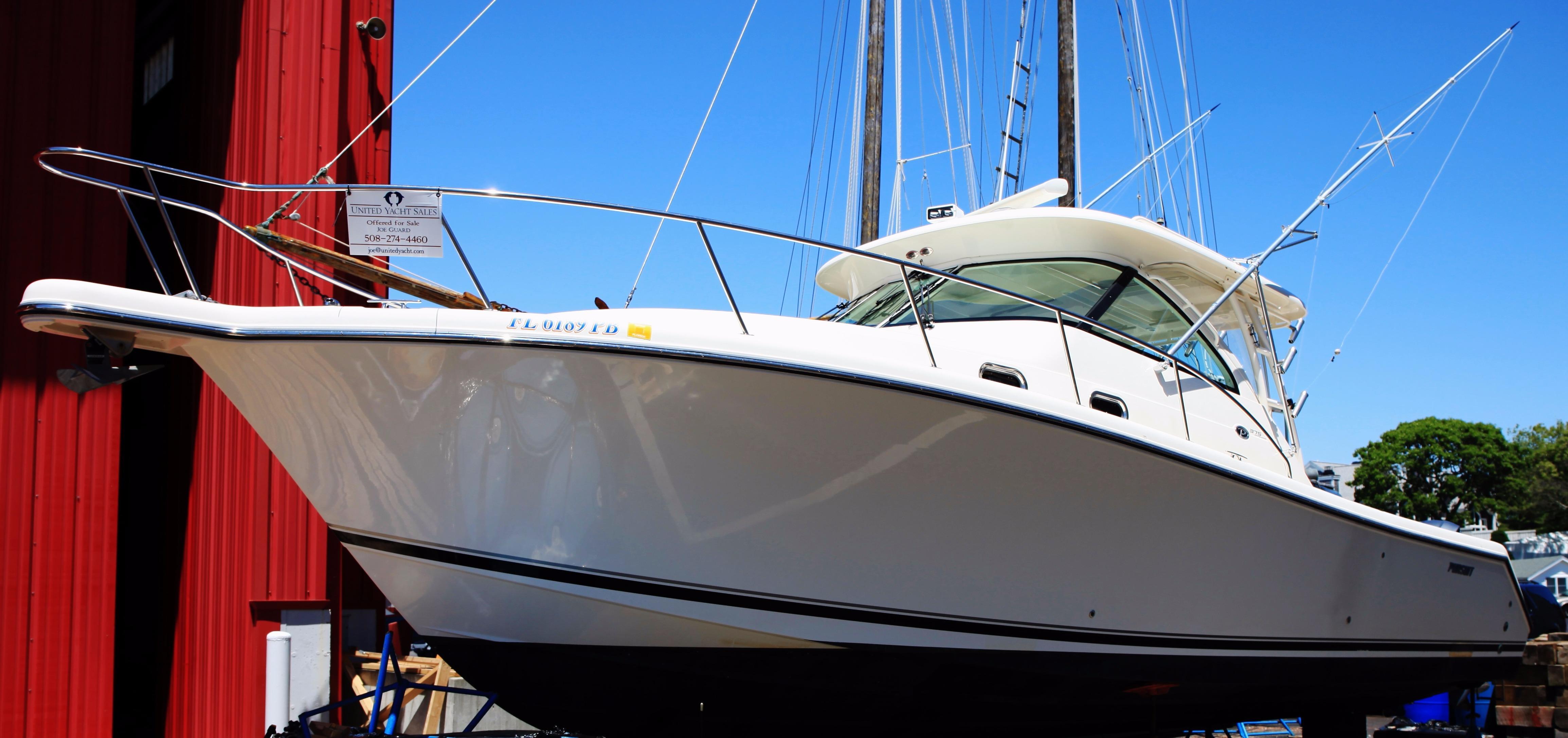 2010 Pursuit 375 Offshore