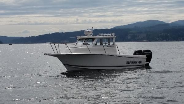 2015 Defiance Admiral 250 EX
