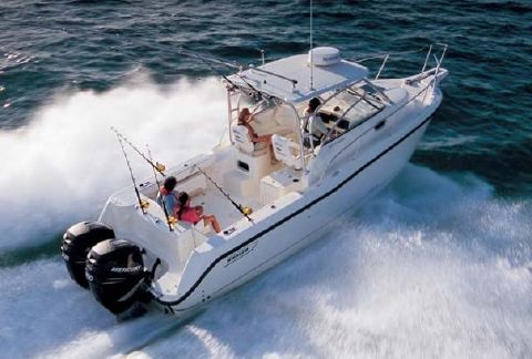 2009 Boston Whaler 285 Conquest Manufacturer Provided Image