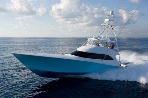 2016 Viking Yachts 70 Convertible