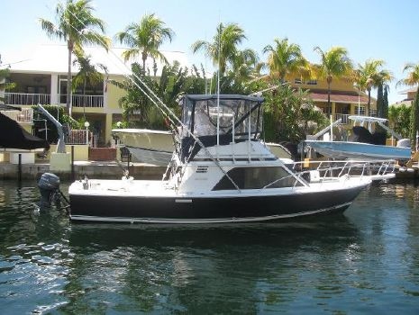 1989 Blackfin 32 Flybridge