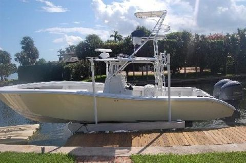 2004 Yellowfin Twin 350