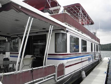 1997 Lakeview Yachts 16x64 Houseboat