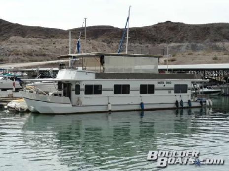 1989 Lazy Days 62' Houseboat