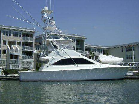 1999 Ocean Yachts Cat Power 48 Super Sport