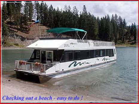 1999 Twin Anchors Houseboat