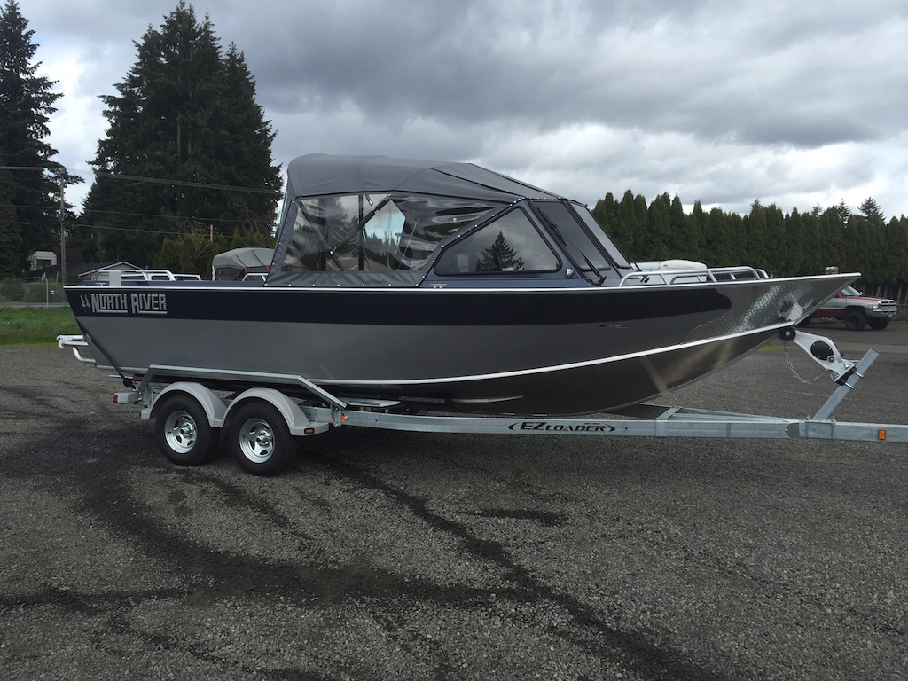 2015 North River Seahawk