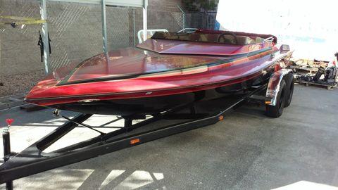 1989 Carrera Boats 20.5 Elite