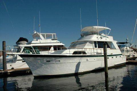 1978 Hatteras 53 Yacht Fisherman 53 Hatteras