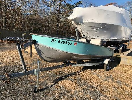 1990 SEA NYMPH 14 SPORTSMAN