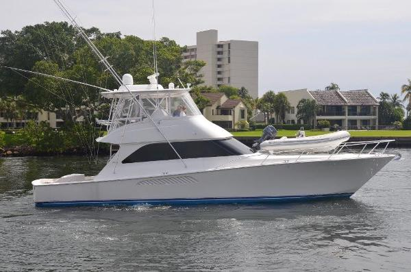 Check out this 2008 VIKING 54 Convertible on Boattrader com