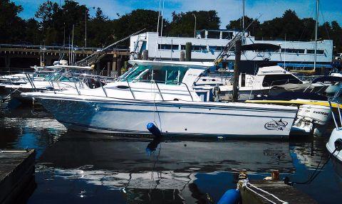 2011 Baha Cruisers 277 Gle