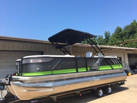 2017 Crest Pontoon Boats Caliber 230 SLC