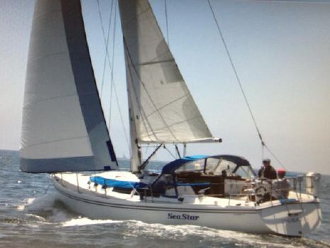 1987 Catalina Sloop