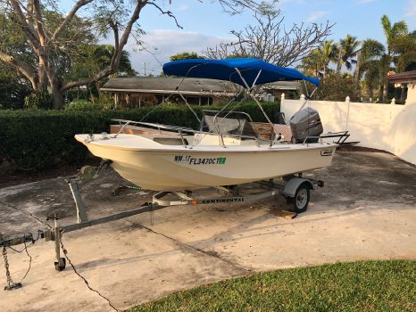 1976 Boston Whaler Newport
