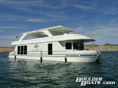 2008 Desert Shore Yachts 70' X 18' Houseboat
