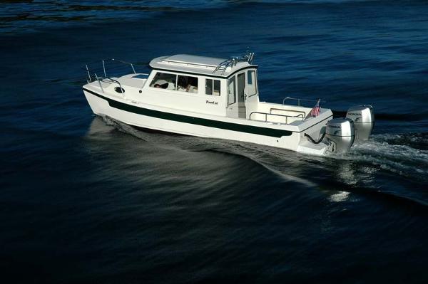 2015 C-Dory Tomcat 255 Catamaran