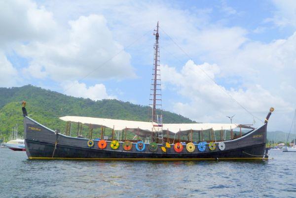 2007 Viking Gokstad Ship