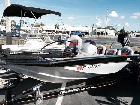 2008 Bass Tracker 190 Pro Team Tx