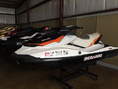2011 Sea-Doo GTI