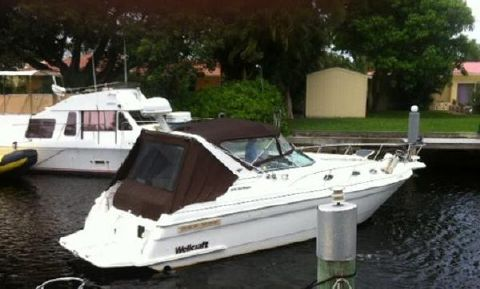 1998 Wellcraft Martinique 3600 Wellcraft Martinique 3600