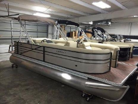 2016 Crest Pontoon Boats 230 L