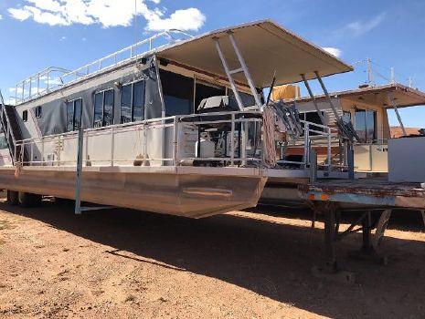 1994 Myacht Custom 55x15 Houseboat