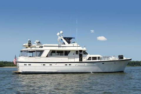 1974 Hatteras 70 Motor Yacht