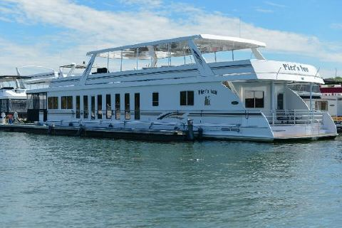 2009 Stardust 21' x 94' Houseboat