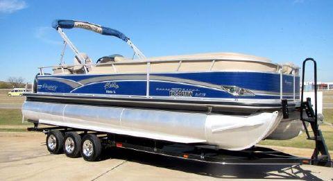 2013 Sun Tracker Regency 250 Party Barge