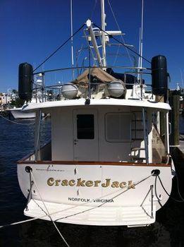 2008 Krogen 44 Cracker Jack