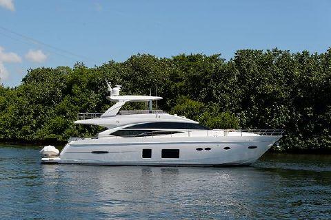 2015 Princess 72 Motor Yacht Profile - A MERMAID'S TALE