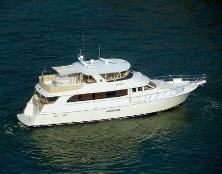 2002 Hatteras 75 Motoryacht