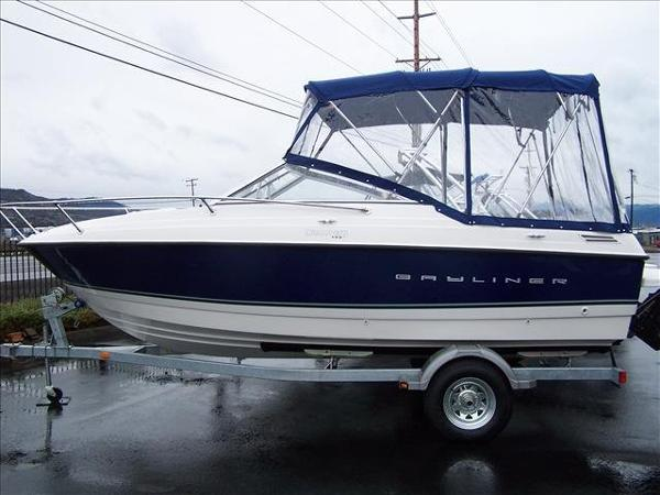 2007 Bayliner 192 Discovery Cuddy
