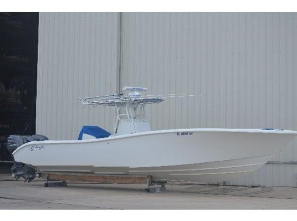 2007 Yellowfin 36 Open