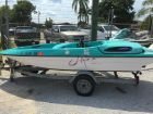 1993 Bayliner Jazz Jet Boat