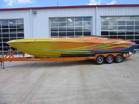 2009 Nordic 35 Flame