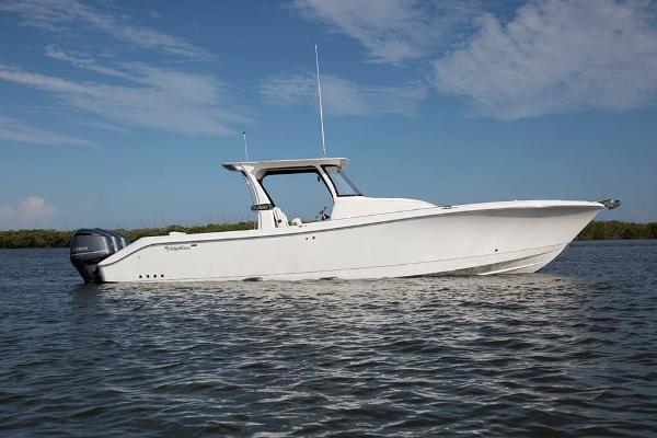 2020 edgewater 370 cc